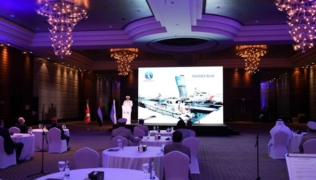 Higher Organising Committee of IDEX 2021, NAVDEX 2021 briefs diplomats and military attachés on upcoming exhibitions