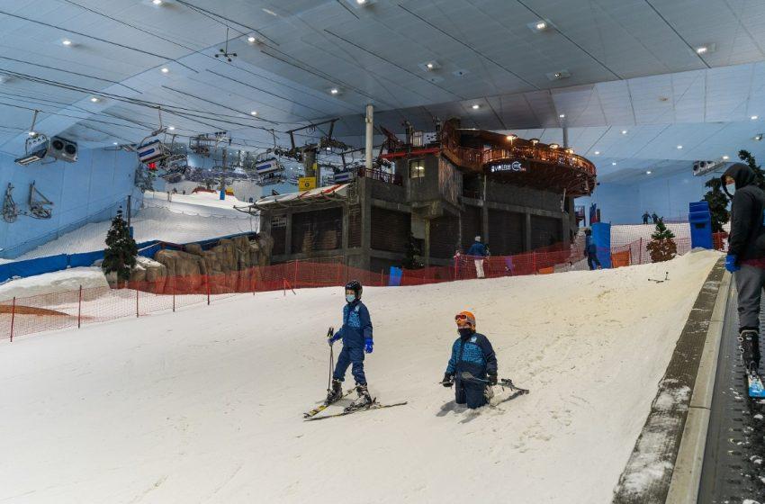 Ski Dubai wins 'World's Best Indoor Ski Resort' for fifth consecutive year