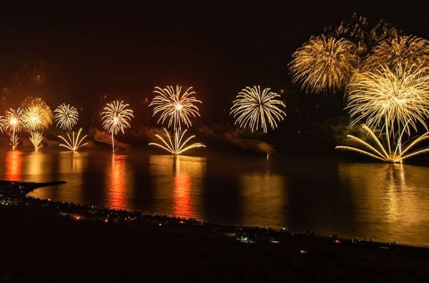 RAK New Year's Eve fireworks to feature one of world's largest pyrotechnics performances to welcome 2021