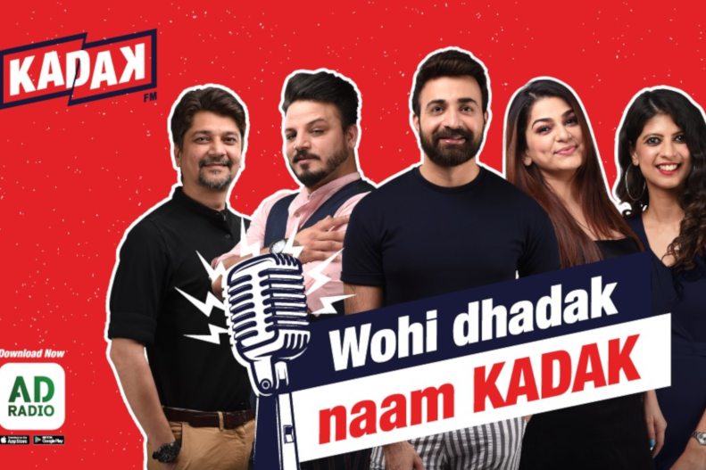Radio Mirchi in UAE rebrands to 'Kadak FM' with fresh, strong and original content