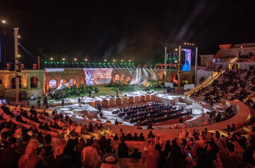 Khorfakkan Amphitheatre reverberating with Emirati, Egyptian music on New Year's eve