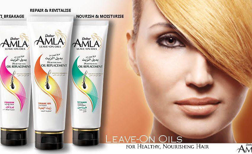 Healthy, Nourishing Hair – Dabur Amla