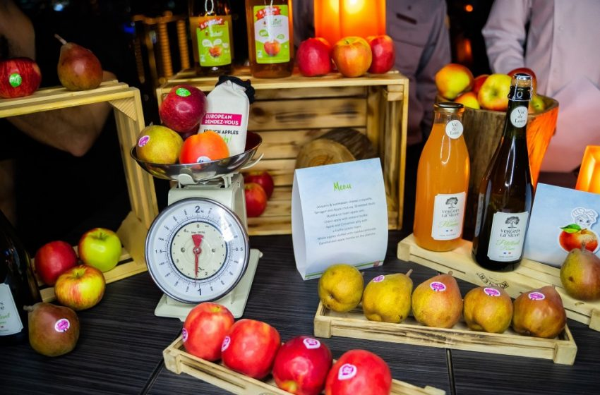 MENA imports of European apples increased in 2019 & 2020 season