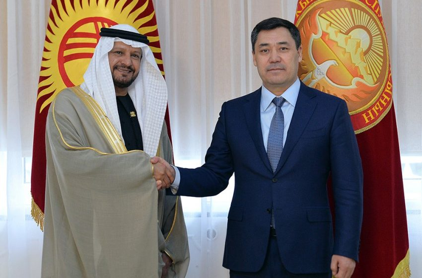 Zayed Charitable and Humanitarian Foundation lays foundation stone of Islamic Academy in Kyrgyzstan