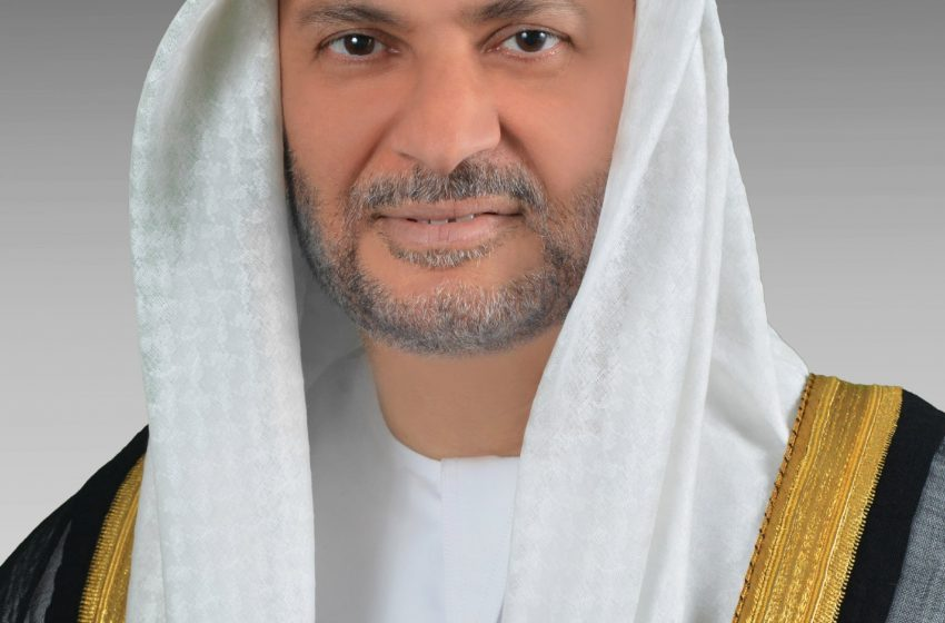 Anwar Gargash leads UAE delegation to quartet ministerial meeting in Cyprus