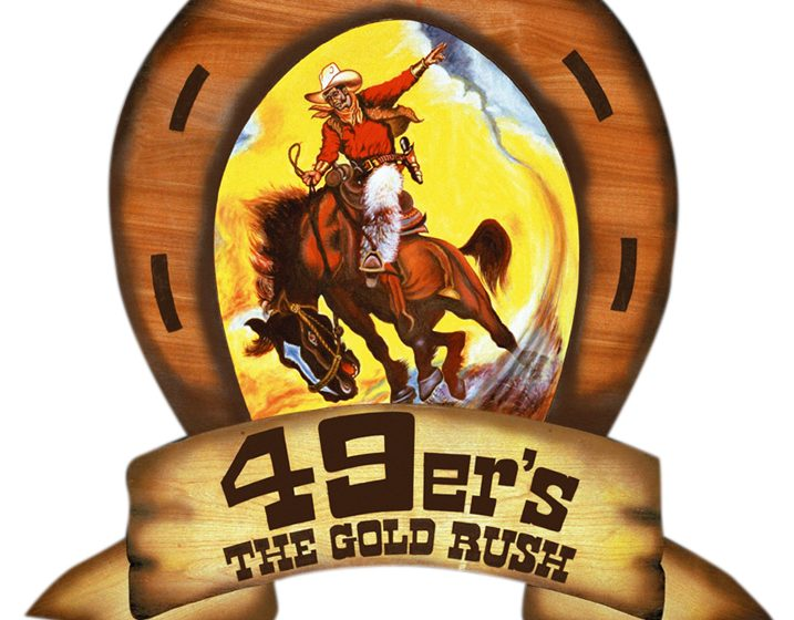 Outrageous Friday Brunch at Wild West-themed bar, 49er's Steakhouse and Club