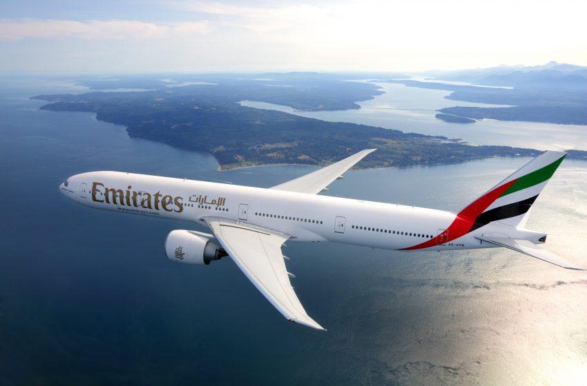 Emirates restarts flights to Glasgow starting 11th August