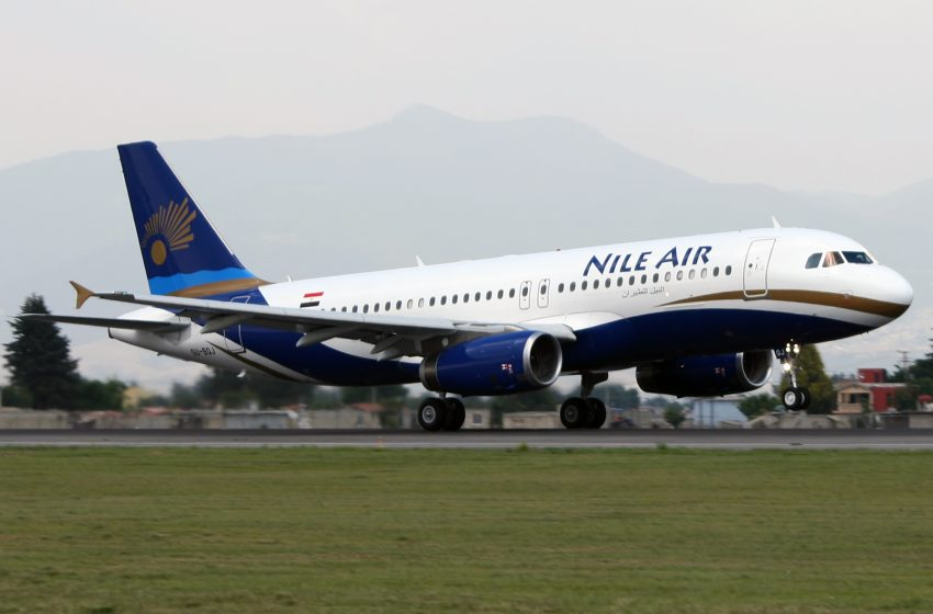 Al Ain International Airport welcomes two new weekly flights operated by Nile Air