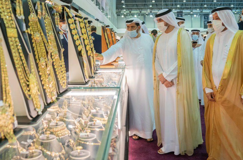 Deputy Ruler of Sharjah inaugurates '2nd Jewels of Emirates'