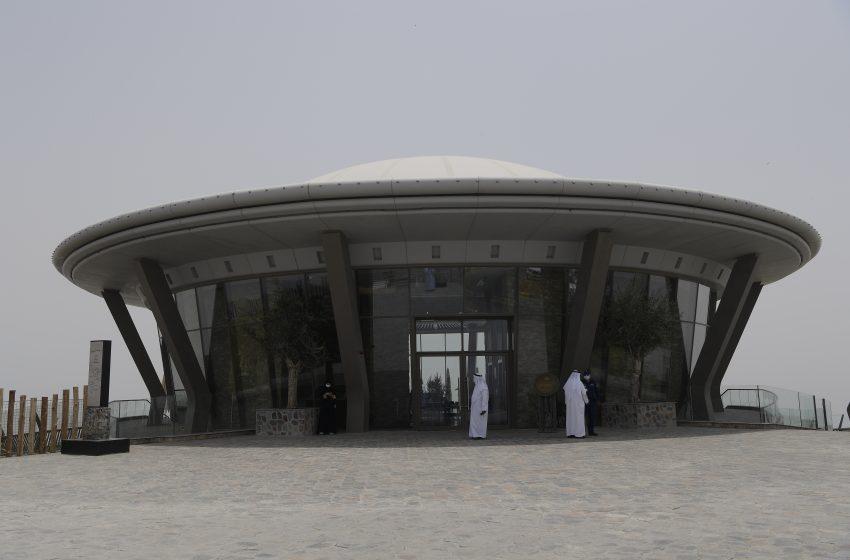 Al Suhub Rest Area receives over 50,000 visitors during Eid al-Adha