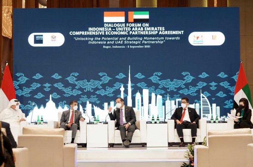 UAE, Indonesia launch talks on Comprehensive Economic Partnership Agreement