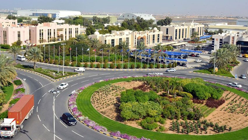 SAIF Zone takes part in The Big 5