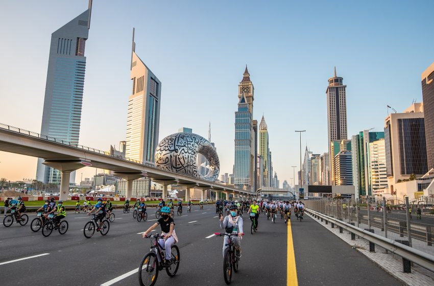 Dubai Fitness Challenge returns for its fifth edition on 29th October