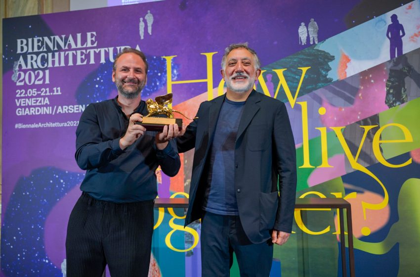 National Pavilion UAE wins Golden Lion Award for Best National Participation at 17th International Architecture Exhibition at Venice Biennale