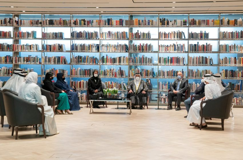 Sharjah Ruler inaugurates 'A Window to the Soul: Khalil Gibran'