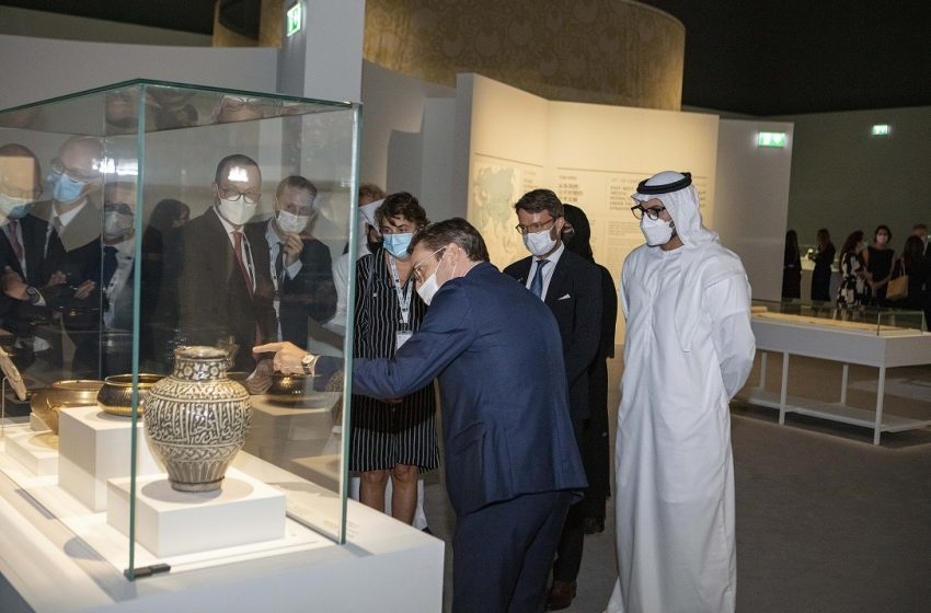 Louvre Abu Dhabi's 'Dragon and Phoenix' exhibition currently underway