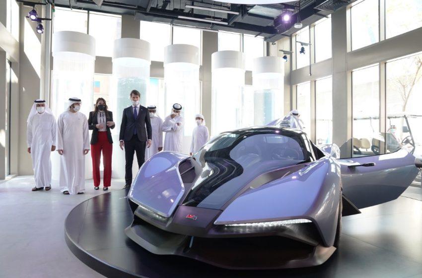 Hamdan bin Mohammed tours pavilions of Singapore, Mongolia, Slovakia and Estonia at Expo 2020 Dubai
