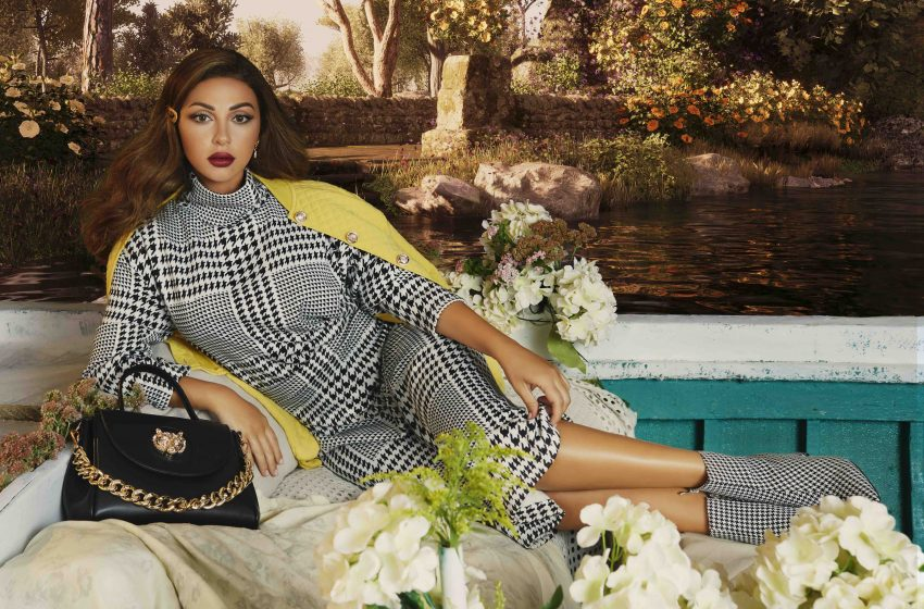 REDTAG launches Winter Collection endorsed by Myriam Fares