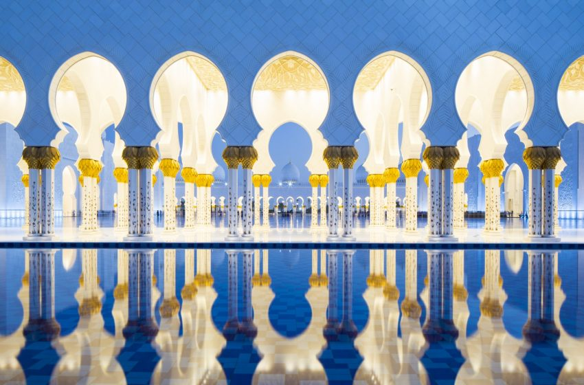 'Art and Architecture Series' showcases distinct features of Sheikh Zayed Grand Mosque